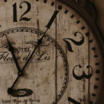 The Dangers of Practical Deism - Weekly Blog Post by Dr. Craig Biehl - rustic clock face