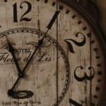 The Dangers of Practical Deism - Weekly Blog Post by Dr. Craig Biehl - rustic clock face