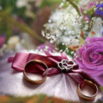 Made Beautiful: The True Story of Royal and Loyal Love - Weekly Blog Post by Dr. Craig Biehl - wedding flowers with rings