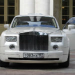 Eternal Health, Wealth, Success, and Power - Weekly Blog Post by Dr. Craig Biehl - very expensive white car