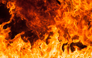 """The Human Limitations of Unreasonable Atheism (Part 21): """"Doctrinal Disproofs"""" (Part E) - Weekly Blog Post by Dr. Craig Biehl - hell fire"""